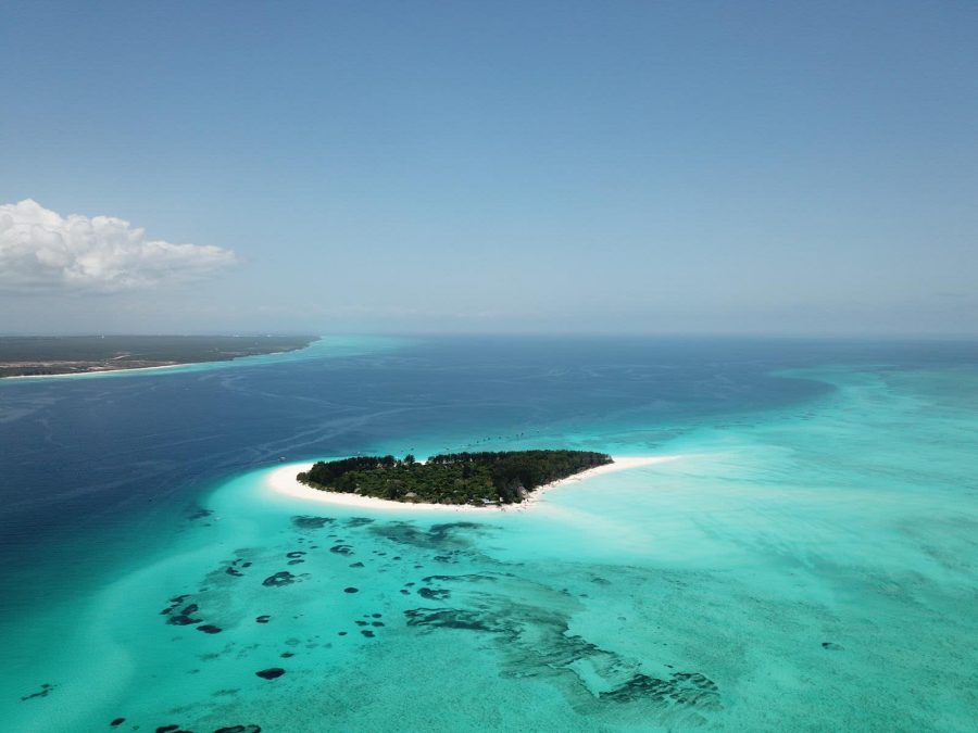 Mnemba attol - island escape - dive sites