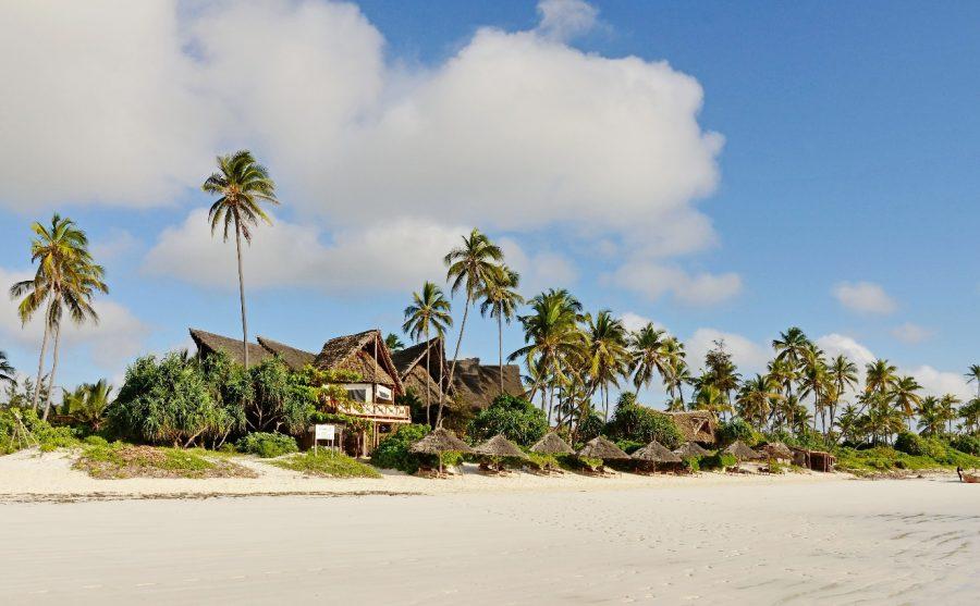 Kena Beach Hotel - Scubafish Zanzibar