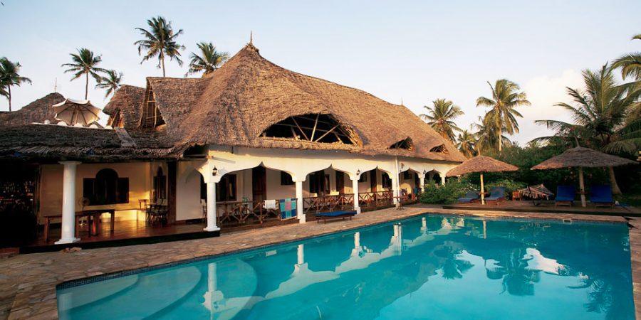 Zanzibar Retreat Hotel - Scubafish Zanzibar