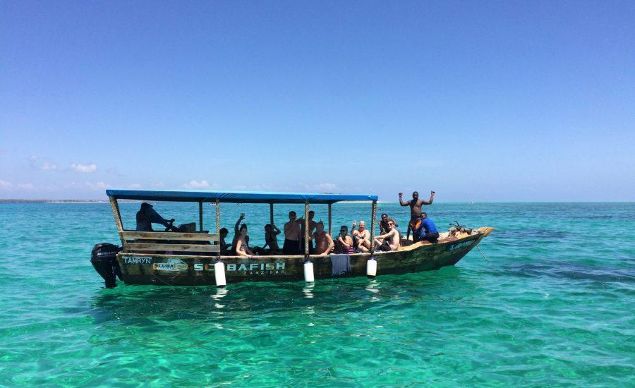 Tamryn boat